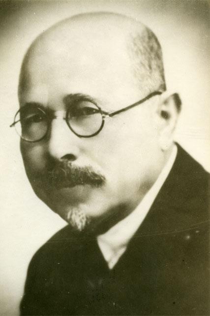 Д-р Иван Тодоров първия главен лекар 1905г