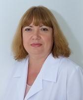 Д-р Антоанета Кърчева-Андреева - Началник на Микробиологична лаборатория