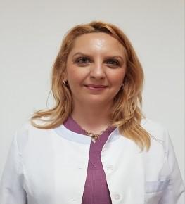 Д-р Ива Колева - Крумова - лекар във Фтизиатрично отделение