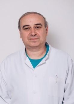 Д-р Красимир Ковашки - Началник на Пневмологично отделение