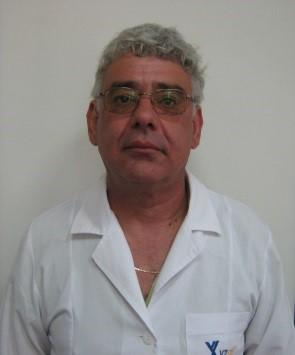 Д-р Владимир Карамфилов – лекар във Фтизиатрично отделение
