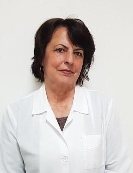 Дилянка Червенкова – Главна медицинска сестра