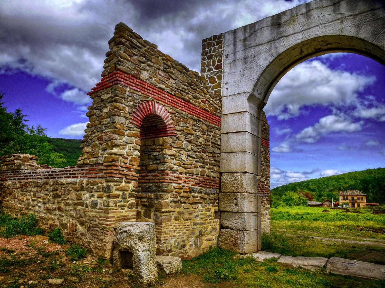 римска крепост состра