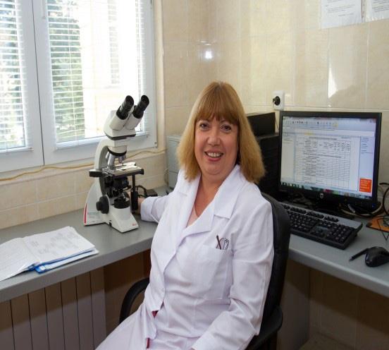 др Карчева микробиологична лаборатория