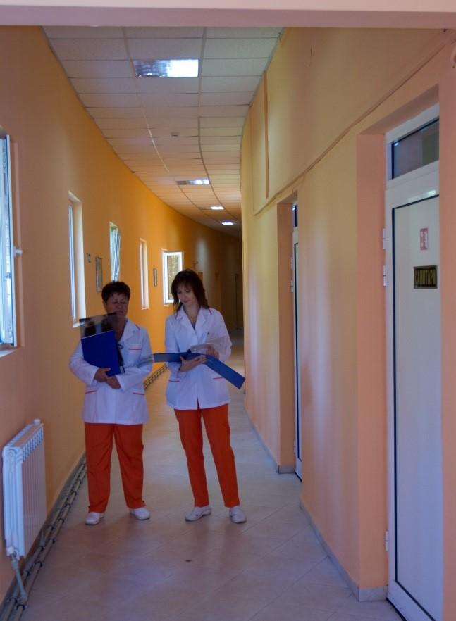 фтизиатрично отделение