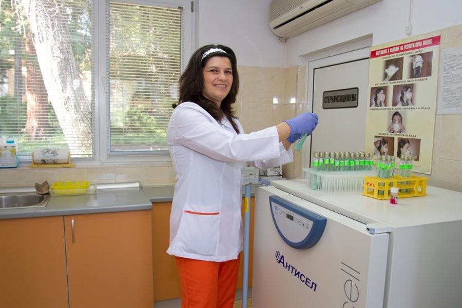 троян микробиологична лаборатория