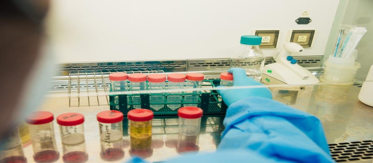 микробиологична лаборатория троян