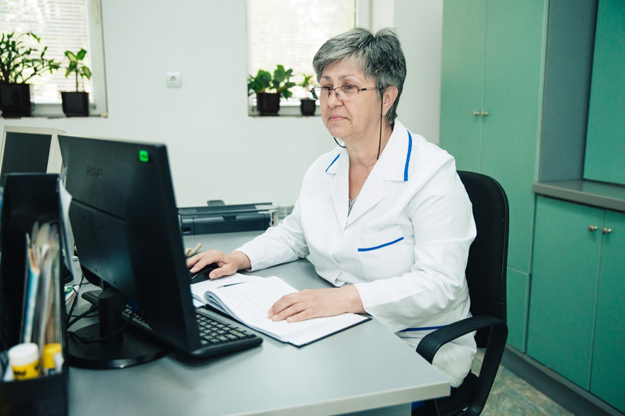 Приемно-консултативен пневмологичен кабинет