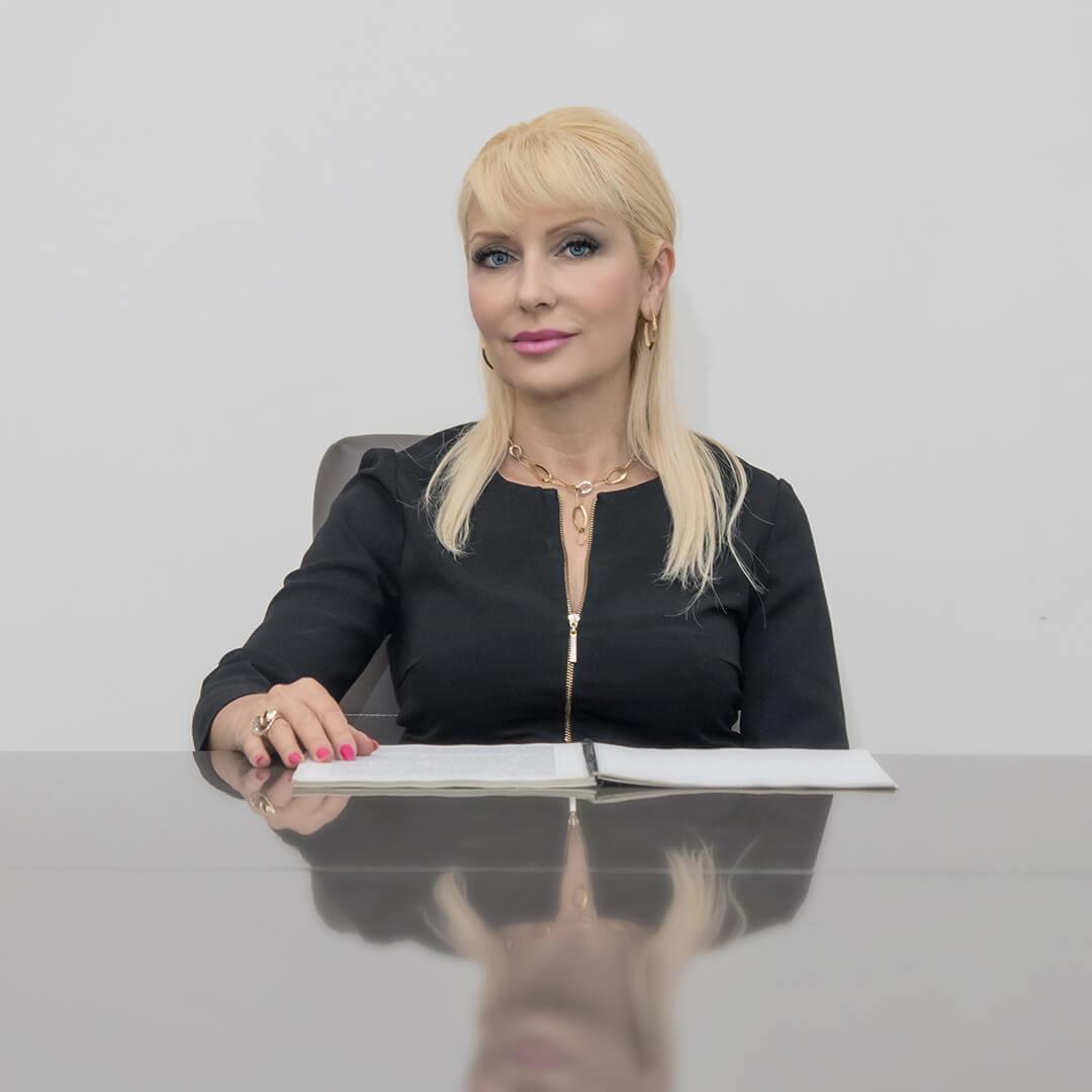 доктор Цветомила Дудевска
