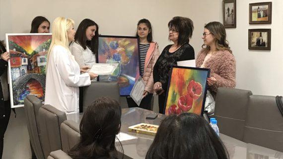 Медицина и живопис – две изкуства срещу болката!