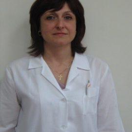 Д-р Стела Бенева - Ковашка - лекар в Пневмологично отделение