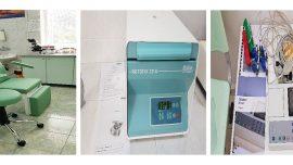 Успешно приключи реализацията на Проект за доставка на медицинска апаратура за нуждите на Белодробна болница